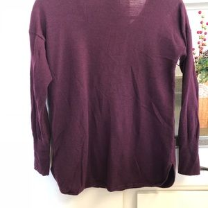 Max Studio Sweaters - Max studio 100% extrafine merino wool size large